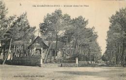 44 ST BREVIN LES PINS - Avenue Dans Les Pins - Saint-Brevin-les-Pins