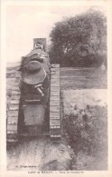 CAMP DE MAILLY TANK EN MANOEUVRE - Ausrüstung