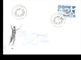 Helvetia CIO 2004 ATHENE OLIMPIC GAMES MARATHON - Summer 2004: Athens - Paralympic