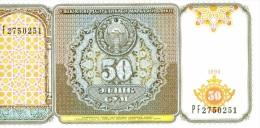 50 Som 1994 NEUF - Usbekistan