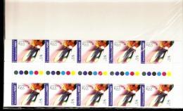 AUSTRALIA EMISSIONE ATENE 2004 ATHENS STRISCIA DA 10 CICLYNG CICLISMO - Ete 2004: Athènes