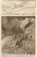 Réf : M-14-2318 : Solutré Préhistoire Archéologie  Chasse Primitive - France
