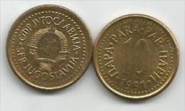 Yugoslavia 10 Para 1991. XF - Joegoslavië