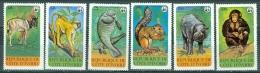 Ivory Coast 1979 WWF. Animals  MNH** - Lot. 2890 - Côte D'Ivoire (1960-...)