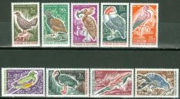 Ivory Coast 1965 Birds MNH** - Lot. 2893 - Côte D'Ivoire (1960-...)