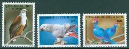 Ivory Coast 1983 Birds MNH** - Lot. 2896 - Côte D'Ivoire (1960-...)