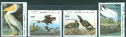 Ivory Coast 1985 Birds MNH** - Lot. 2907 - Côte D'Ivoire (1960-...)