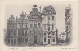 Brussel  La Maison Des Brasseurs        Scan 8203 - Altri