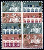 GREAT BRITAIN - Europa CEPT 1984 Compl. MNH (postfrisch) VF - 1952-.... (Elisabetta II)
