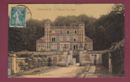 60 - 280814 - VERBERIE - Château De Capy - - Verberie