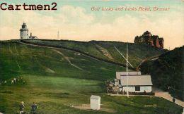 GOLF LINKS AND LINKS HOTEL CROMER SPORT ENGLAND - Golf