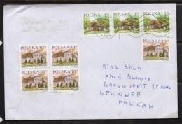 Architecture, Postal History Cover From POLAND 2012 - 1944-.... République