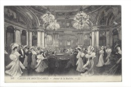 10167 -  Casino De Monte-Carlo Autour De La Roulette - Monte-Carlo