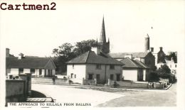 THE APPROACH TO KILLALA FROM BALLINA IRLAND MAYO IRLANDE