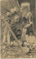 22 Mission Van Scheut Belgium Enfants Fabriquant Des Chapeaux  Cactus Sisal - Philippinen