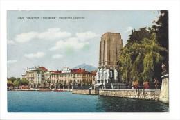 10177 -  Lago Maggiore Pallanza Mausoleo Cadorna - Verbania