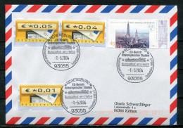 "Deutschland 2004 Sonderbeleg EUROPA Mit SST""Regensburg-EU-Beitritt Osteuropäischer Staaten,Europafest ""1 Beleg Used,bef. - Cartas"