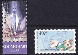 KAZ-    43    KAZAKHSTAN – 2000 SPACE