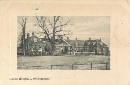WOKINGHAM - LUCAS HOSPITAL - Angleterre