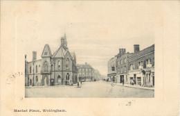 WOKINGHAM - MARKET PLACE - Angleterre