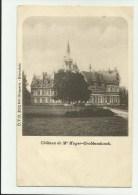 Grobbendonk   *  Chateau de Mr. Huger, Grobbendonck  (Van Dantzig)