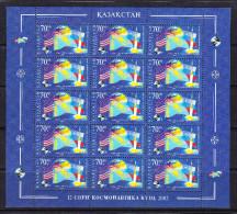 KAZ-    67    KAZAKHSTAN – 2002 SPACE