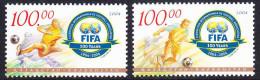 KAZ-40KAZAKHSTAN -2004 100 TH FIFA - Coupe Du Monde