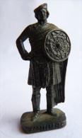 FIGURINE KINDER  METAL SOLDAT ECOSSAIS 1743  1 RP  CAPORAL 80�s Bruni - KRIEGER SCHOTTEN Kaporal