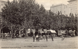 CORSE - BASTIA - LE MARCHE --  Belle Animation - Bastia