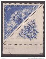 ES541A-LB352TCEX.Spain Espagne.España.DESCUBRIMI ENTO DE AMERICA.Colon.Adorno. 1930 (Ed 541b**) Sin Charnela.MAGNIFICO - Nuevos & Fijasellos