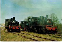 Chemin De Fer De La Doller - Cernay - Sentheim - Cavalerie Vapeur Gare De Burnhaupt - Locomotive Meuse N° 51 + Mallet 2 - Sin Clasificación