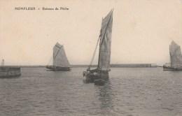 8b - 14 - Honfleur - Calvados - Bâteaux De Pêche - Honfleur