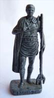 FIGURINE KINDER  METAL SOLDAT ROMAIN 100 � 300 ap JC  2 RP RETIAIRE 80�s Fer - KRIEGER R�MER Retiarus