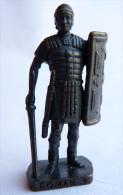 FIGURINE KINDER  METAL SOLDAT ROMAIN 100 � 300 ap JC  4 SCAME LEGIONNAIRE 80�s Bruni - KRIEGER R�MER L�gion�r