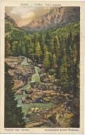 Slovakia 1921. Tatry Spad Studenej Vody Tarpataki Vizeses - Slovakia