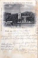 Kirche In MADURA (Ostindien), Gel.1900, Hamburg > Salzuffen - Indien
