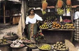 COLOMBO - Fruit-Boutique, 1905? - Sri Lanka (Ceylon)