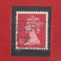1974 - Serie Courante / Elisabeth II  Mi No 636 Et Y&T No 698 - 1952-.... (Elisabetta II)