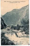 38 - Séchilienne - Les Gorges De La Romanche - Torrent - Barrage - - Autres Communes