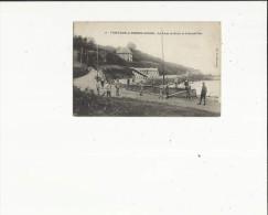 Trestaou En Perros-Guirec  22     La Pointe De Kerric Et La Grande Cote--Route Tres Animée - France