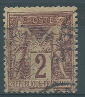 Lot N°25902     N°85, Oblit Cachet à Date - 1876-1898 Sage (Type II)