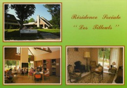 "AILLY Sur NOYE   -  Résidence Sociale  ""  Les Tilleuls "" - Ailly Sur Noye"