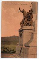 Bolivia Cochabamba Monumento A Las Heroinas  Postcard Ca1940 W4-307 - Bolivia