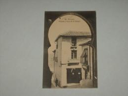 CPA Cp CPSM Postcard Espagne SPAIN Castilla La Mancha TOLEDO V1920 Animé POSADA Y ARCO DE LA SANGRE EdA LINARES ALHAMBRA - Espagne