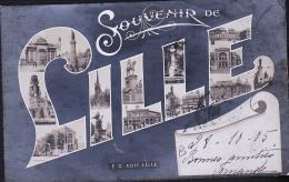 LILLECP PHOTO 1905 - Non Classés