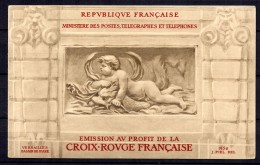 France carnet Croix-Rouge 1952 neuf ** MNH. Beau carnet. A saisir!