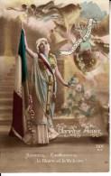 E 58  Cloches De France  Sonnez...  Carillonnez... La Gloire Et La Victoire  Glorieuse Année - Patriotiques