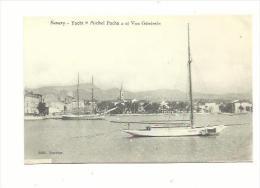 "SANARY (83)  Yacht "" MICHEL PACHA "" - Sanary-sur-Mer"