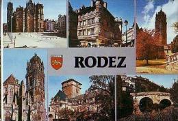 Rodez    H73          6 Vues Diverses - Rodez