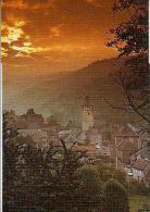Saint Chely D'Aubrac   H86          Lever Du Jour Sur Saint Chely D'Aubrac - Francia